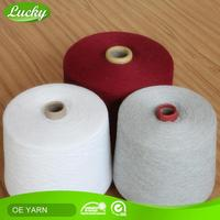 Over 15 year s experience top quality blended viscose polyester towel yarn price
