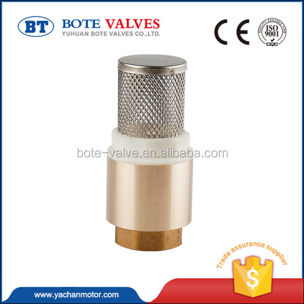 good sales 1 2 inch brass full opening Swing Check Valve