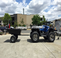 Large Capacity ATV Trailer For Car
