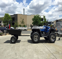 large capacity ATV trailer for car transport on hot sale
