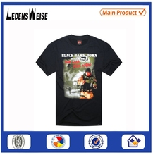 Sublimation t-shirt printing with your logo and tag