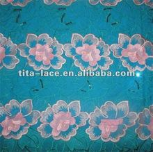 2012 New Design Swiss Cotton Fabric