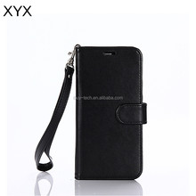 Fashionable Style Detachable Wallet Stand Flip Leather Phone Case for Samsung Galaxy S8 Plus