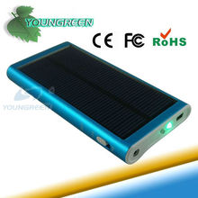 Micro USB Portable Solar Panels Cell Phone Charger for Blackberry