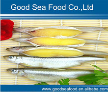 Frozen hot sale female capelin with roe