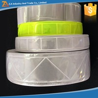 High Recommended PVC Plastic 3M Clear Reflective Tape for Safety Clothing