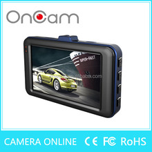 HD intelligent 1080P car dvr with 120 degree wide angel lens for Edge CAR DVR T616