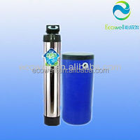 best price home water softener 1500L/H flow rate water softner