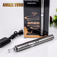 Accept paypal mt3 evod e pipe atomizer evod mt3 kit with ego 510 thread