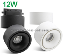 360degree horizontal and 90degree vertical rotatable adjustable downlight
