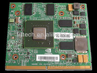 GTS250M DDR3 IGB MXM-A laptop VGA/graphic Card