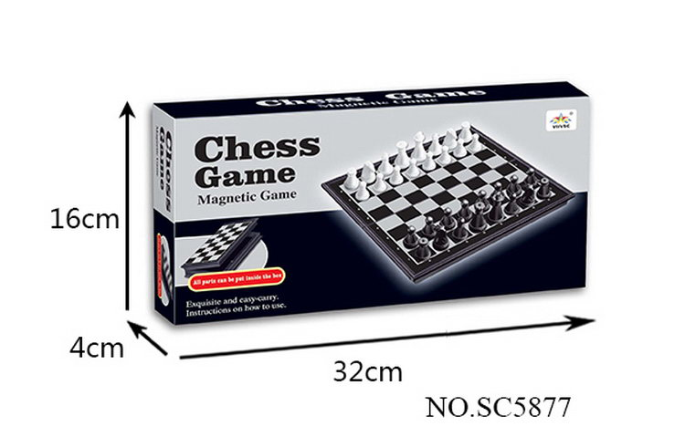 Hot selling strong packing game chess from China wholesale