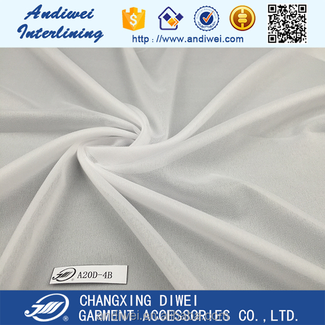 bleach woven fusing interlining fabric for clothing