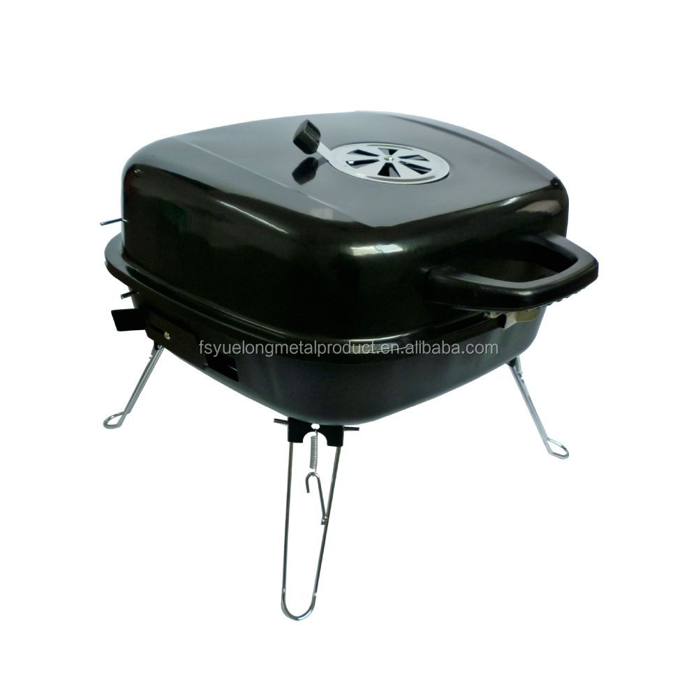 YL1515S#2015 hot selling disposal charcoal barbecue