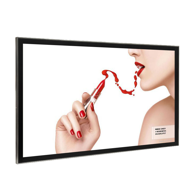 Foretell 55''Android Wall Hanging Touch Flat Screen TV for <strong>Advertising</strong>