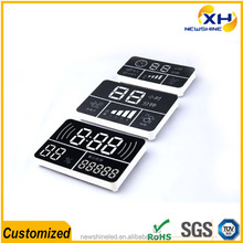 NEWSHINE Customized Digital Number Led Display Board