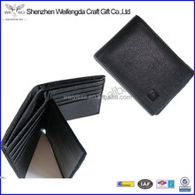 Bifold New Men Soft Leather Wallet for wholesale