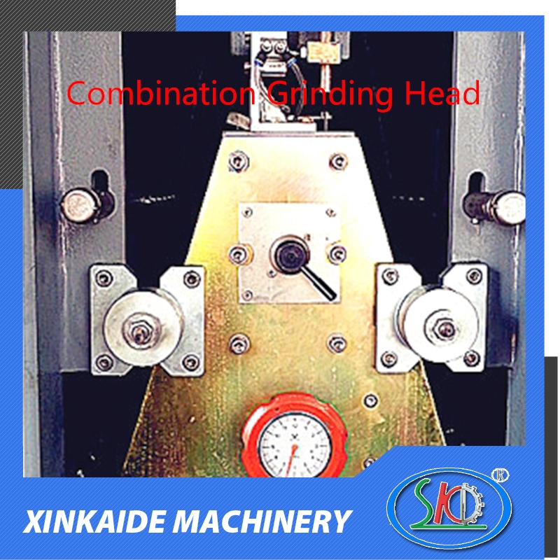 Dry Mode Abrasive Belt Grinding Machine Scissor Sharpening Machine