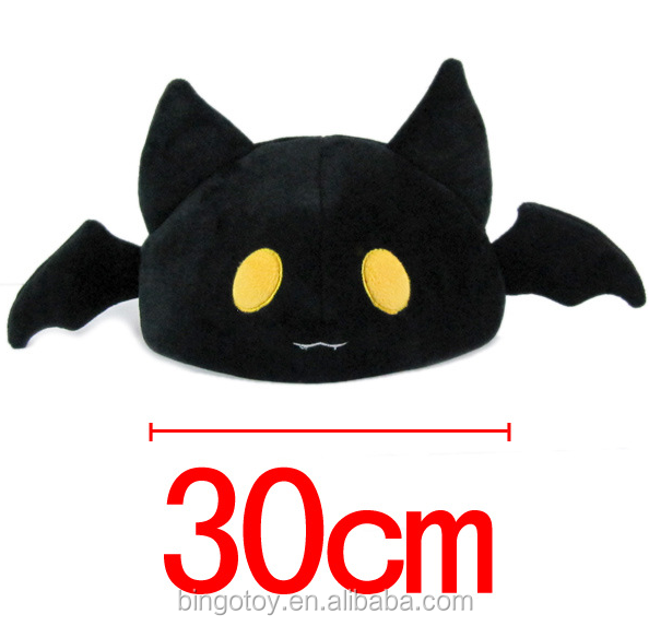 2016 Wholesale Halloween Party Funny Plush toy Hat