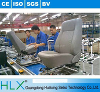 With ISO certification Car seat production line with different size