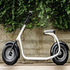 2002/24/CE 2014/30/EU CE 2016 new 2 big wheel 60V 1000W electric scooter citycoco adult electric motorcycle