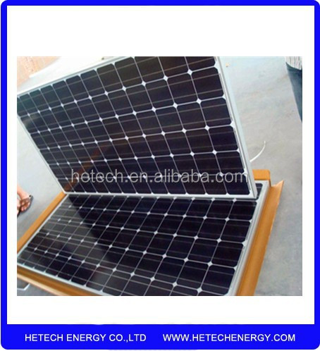 high efficiency china enregy product 175W monocrystalline solar panel price
