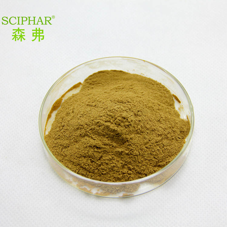 Factory supply 100% natural and high quality Chinese Bushcherry Seed Extract 30:1