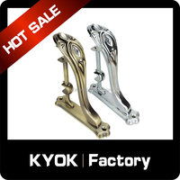 KYOK New design home decorative strong curtain rod bracket