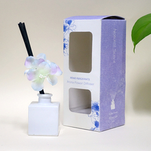 Hot Sell Reed Stick Diffuser Set With Glass Bottle For Home Use