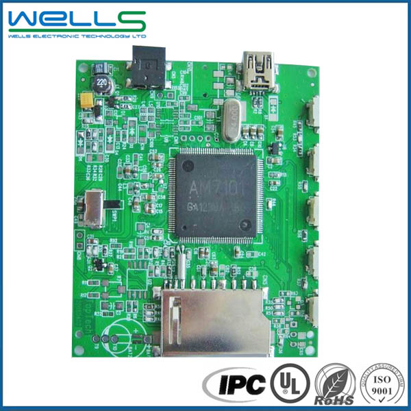 Battery Charger Single Side PCB Manufacturer