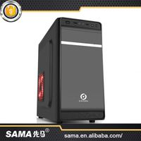 SAMA Quality Assured Fashional New Slim Micro Atx Computer Case With Tool Free