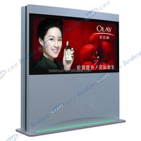 HD Sex Video China Outdoor P3 Full Color 97 inch LED Display