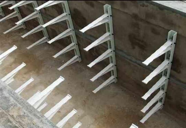 Fiberglass Cable Bracket Supports Cable Shelf Brackets