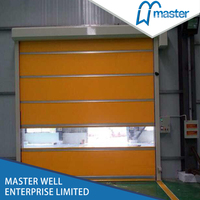PVC rapid speed door with low price