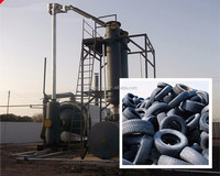 Best Quality High Efficiency Used Tyre Pyrolysis Plant tires car pyrolysis with CE and ISO