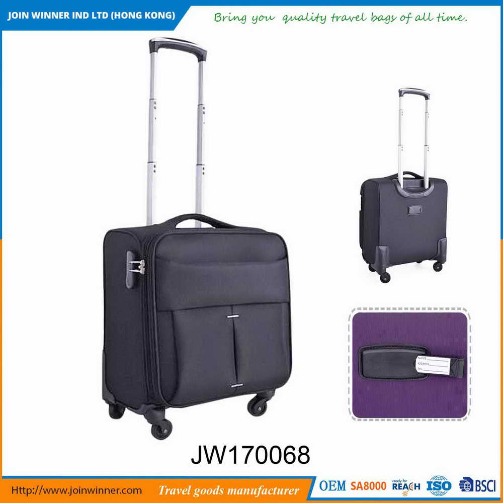 New Design Of VIP Luggage Trolley Bag Manufactured By Factory