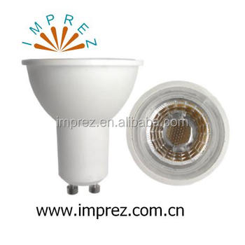 Hot!High CRI 500lm 6W GU10 led Spot Light 2 years warranty