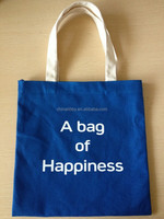 Logo Printing Nice Design canvas tote bag