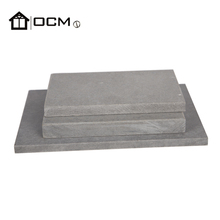Fiber cement board specification for wall panels