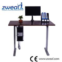 rotating stand computer table factory wholesale