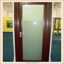 toilet door type of aluminium toilet door