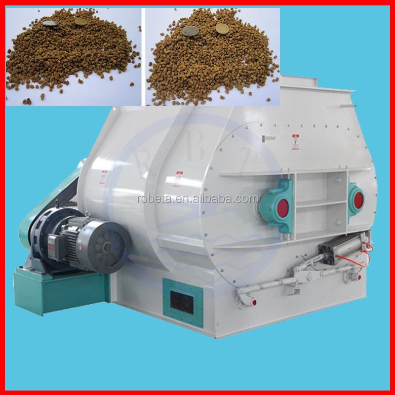 Robeta poultry feed mixing machine/fodder mixer