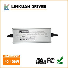 constant voltage or current waterproof led power supply