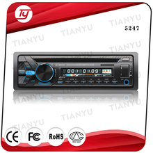 Fixed Front Panel Car audio download free 2gb mp3 video dvd with MP3/CD/FM/AM Tuner/USB/SD