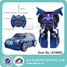 1:10 Scale Super Cool Changeable Wholesale Diecast RC Car