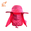 Foldable ladies hat embroidery boonie custom bucket hat with string