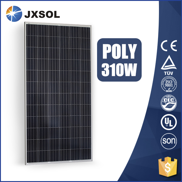 Price per watt 310w 36v poly solar panel!Solar modules,high efficiency from China manufacturer