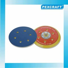 "New Premium Hot Selling 5"" abrasive Sanding Pad with Velcro"