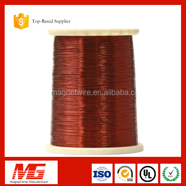 awg 28 size 2mm class200 submersible winding enameled copper wire