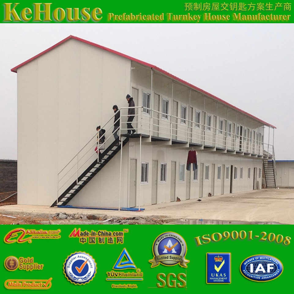 house construction sandwich panel low cost prefabricated home for sale